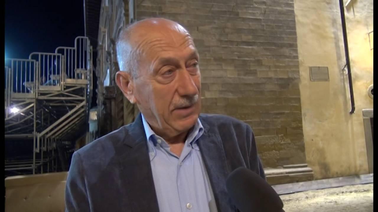 """Giostra, lo storico araldo Chiericoni racconta la storia del fatidico """"Ma"""""""