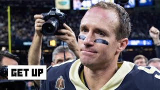 The Saints have to grow from heartbreaking playoff losses – Drew Brees   Get Up
