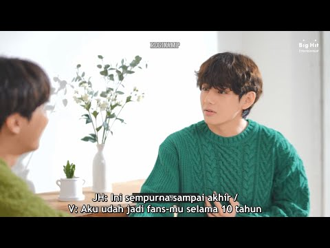[INDO SUB] BTS - 'BE-hind Story' Interview
