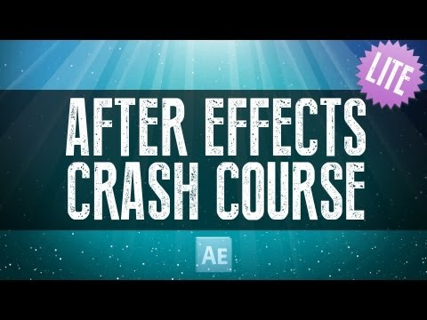 Basic Tools in After Effects | Video School Online