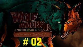 "THE WOLF AMONG US - Episode 5 [Part2] German - Cry Wolf ""THE BIG BAD WOLF!"""