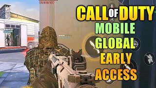 CALL OF DUTY MOBILE Early Access INDIA Gameplay | COD MOBILE