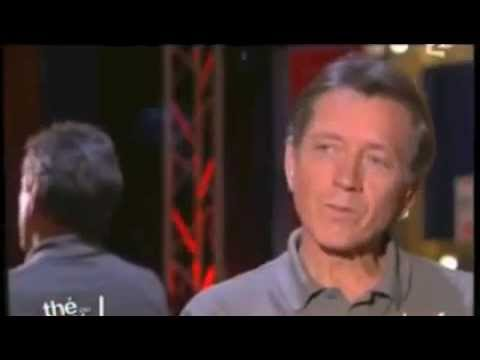Bernard Giraudeau - La colère