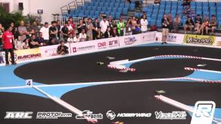 2016 IFMAR 1/12th scale World Championships - A-main Leg 3