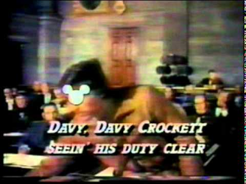 Ballad of Davy Crockett