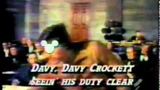 Ballad of Davy Crockett