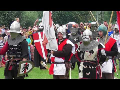 De slag om Doornenburg 2019 Zondag & Thurs Cavalry
