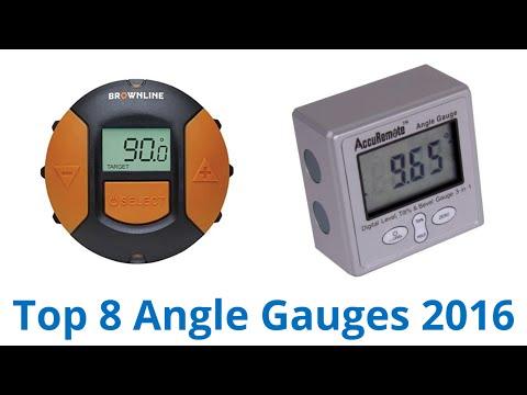 8 Best Angle Gauges 2016