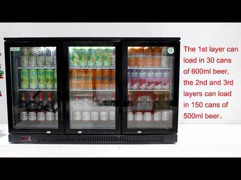 3 Doors Beer Bar Cooler