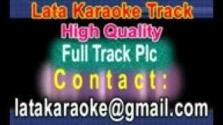 Unse Mili Nazar Ke Mere Hosh Karaoke Jhuk Gaya Aasman {1968} Lata