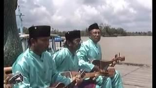 Musik tingkilan jahitan layar Kutai