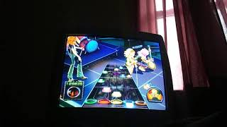 Guitar Hero 3 down n dirty 4 stars (222,147)