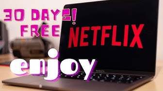 TRY NETFLIX FOR 30 DAYS | FREE JOINING |  NO PAYMENT NEEDED