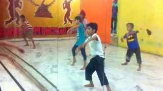 k d p kids batch class on ae mere humsafar songs