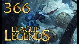 League of Legends #366: Warwick Jungle (CZ/Full HD/60FPS)