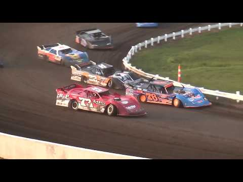 40th Annual Dirt Track Classic Late Model Last Chance Race 2 Farley Speedway 9/2/17