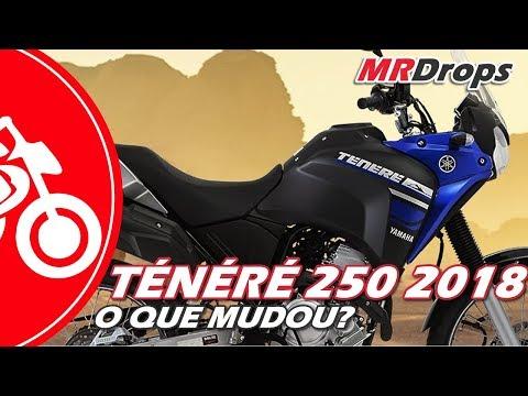 NOVA YAMAHA TÉNÉRÉ 250 2018 - MRDrops