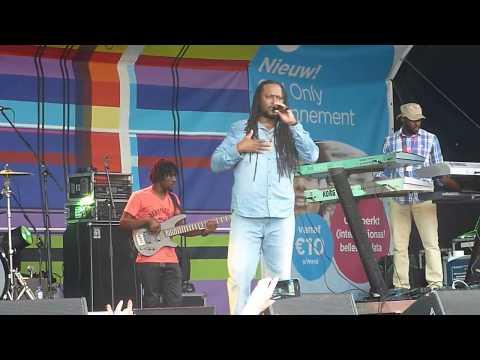 "Duane Stephenson Live @ Kwaku Festival Amsterdam ""August Town"""