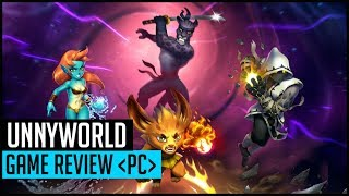 unnyWorld Review