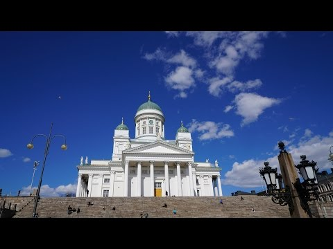 Helsinki Short Break - in 4K UHD