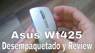 Asus WT425 Unboxing y Review en Español Mouse Ergonómico