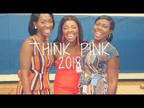 Think Pink 2018 Vlog