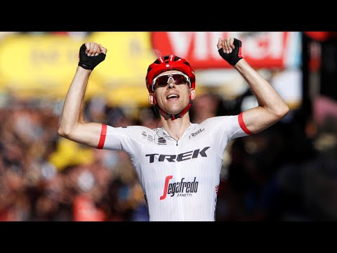 Tour de France: Mollema wins stage 15 as Froome stays in yellow – video highlights