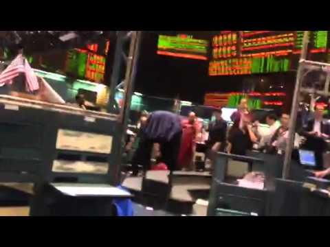 Fulco runs off nymex trading floor