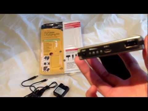 Royal Power Burst 3 way Portable Charging Kit Review!