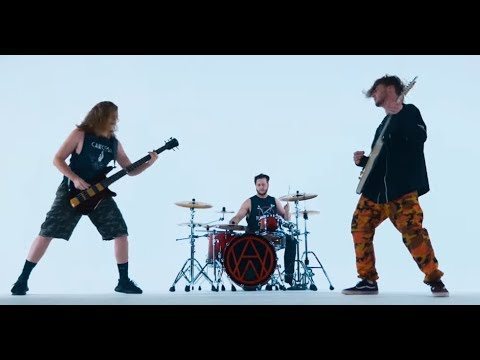 Alien Weaponry new video for Blinded - Kobra And The Lotus tease new song/logo