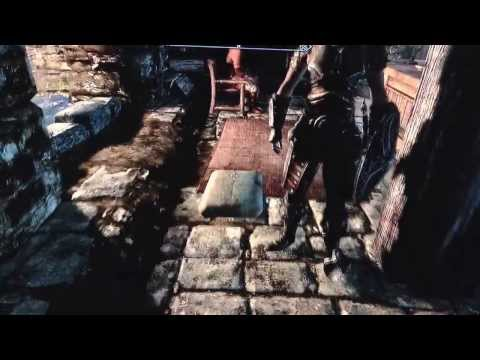Skyrim: Riften Alchemy chest glitch