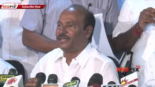 Dr. S. Ramadoss announce MP candidates, secret alliance and campaign Strategy -- [Red Pix]