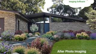 Creative Landscaping Mi Shows Off Landscape Designs Using Greenscapes.