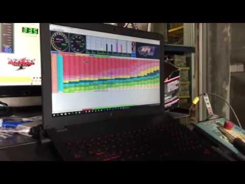 Yamaha Nmax Dyno Tuning ECU Racing APITech