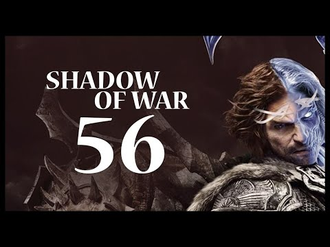 Middle-earth: Shadow of War Gameplay Walkthrough Let's Play Part 56 (INTERVENTION)