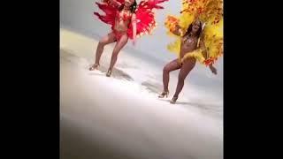 Aperçu tournage de clip Samba - www.delicia-show.com