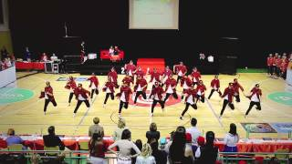 Kill em with the beat Artifex Slovenian Nationals 2013 1 place