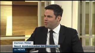 Ambassador Miller on ABC News Breakfast