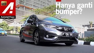 Honda Jazz facelift 2017 review & test drive by AutonetMagz