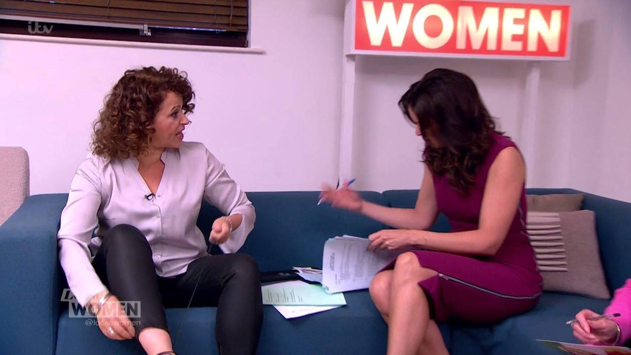 women and swearing