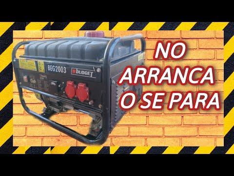▶GENERADOR ELÉCTRICO gasolina NO ARRANCA (SOLUCIÓN)❗❗ thumbnail