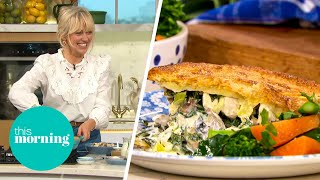 Clodagh's Perfect Chicken And Mushroom Pie | This Morning