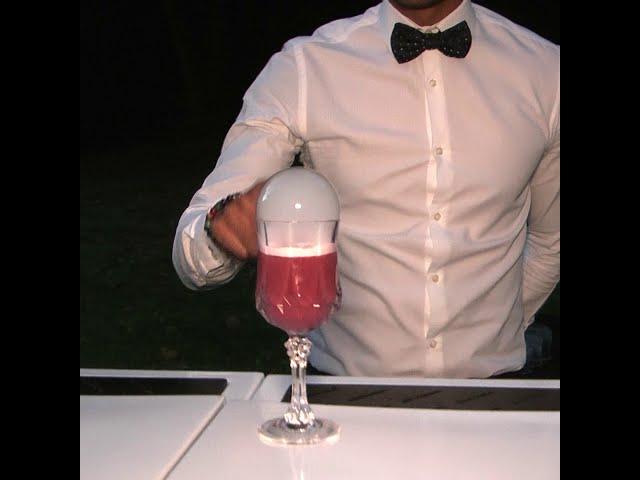 Cocktails fumés Franch Barmen