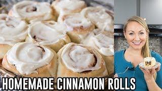 How To Make Cinnamon Rolls