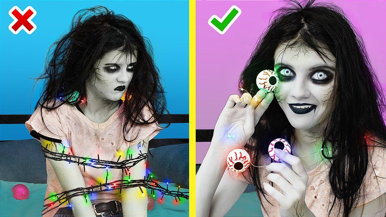 10 смешных новогодних пранков для зомби