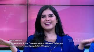 RUMPI - Sedih! Tangis Annisa Pohan Pecah Saat Mertua Divonis Kanker! (16/4/19) Part 2