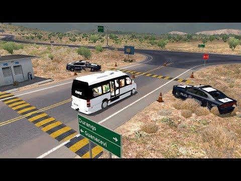 Mercedes Benz Sprinter | Ruta por Montaña | Canelas a Santiago Papasquiaro, Durango