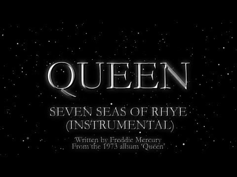 Seven Seas Of Rhye {Instrumental] (Official Montage Video)