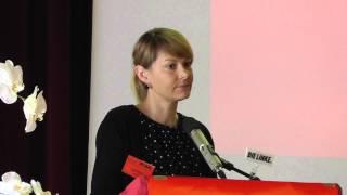 09 Nicole Gohlke, Kandidatin für Platz 3