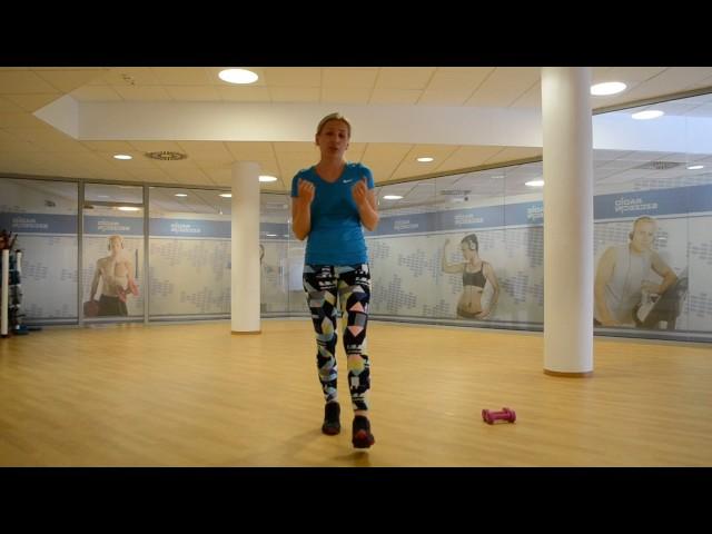 Ćwiczenie 4 – Cardio – bieg bokserski